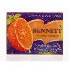 Vitamin C&E Soap Bennett Natural extracts /Thai Soap 130 G.