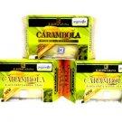 3 Argeville Carambola Plus Honey Anti-acne Wrinkles Black Spots Herbal