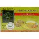 Ginfresh Instant Ginger Sugar Free Herbal Drink 100 Natural Net Wt