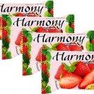 (4-pack) HARMONY Extra Moisturizer Fruity Soap Bar Fruitapone Plus Enric