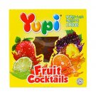 Yupi Gummy Candies Fruit Cocktail Real Fruit Juice 32g.