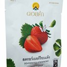 5 Packs of Dehydrated Strawberry Made From Real Strawberry, Delicious