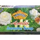 Asantee Natural Herbal Soap Jasmine with Honey (135g) Thailand