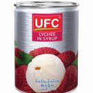 UFC Lychee in Syrup - 20 Ounces