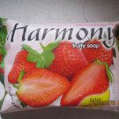 HARMONY Extra Moisturizer Fruity Soap Bar Fruitapone Plus Enriched with