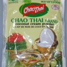 Coconut Cream Powder - Chao Thai - 6 x 2 oz - Product of