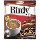 Birdy 3in1 Robusta Coffee 30 Sachets Net Wt. 495 G