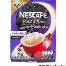 Nescafe Blend & Brew Low Sugar (Pack of 27 Sachets) 3 in 1 I