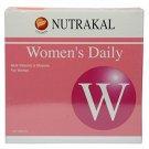 Nutrakal Womens Daily 100 Tab.