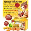 Nang Phaya Set Turmeric Gold by Zennara Gold