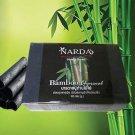 NARDA Natural Bamboo Charcoal Soap Beauty Health Care Detox Smooth Sk