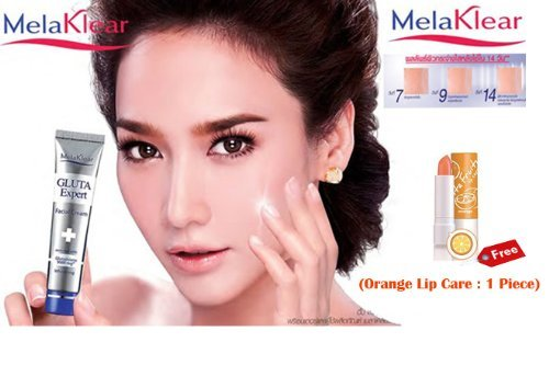 Melaklear Glutathione Expert 9000 Mg. SPF 15 Whitening Facial Day Cre