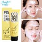 1Tube Egg Skin Care Foaming Cream Egg Hydrating 120g (Suitable for