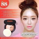 Ver.88 Bouce Up Pact SPF 50/PA+++ All In One BB Cream Foundation,
