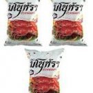 Manora the Authentic Thai Fried Shrimp Chips 85g/3oz X3 Bags Product