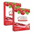 2X Amsel Acerola Cherry Plus Citrus Bioflavanoid 10 Sachets Dietary S