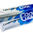 Counterpain Cool Pain Relief Cold Analgesic Gel 120g x 3 pcs. by