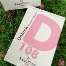 D108 By FonnFonn Unlock all skin problems Glutathione&Collagen 10 Capcul