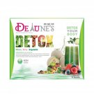 2 Box De Tunes Detox Supplement Melon Flavors Dietary Natural 10 S
