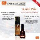 3 Sets Cleara Serum Hair Loss 30 ml Serum Eyebrow + Shampoo Red