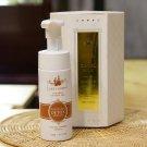 3 Bottles Luxe London Camel Milk Mousse whitening reduce freckles mel