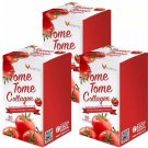 3X Verena Tome Tome Collagen Tomato For Skin Radiant & Healthy 30