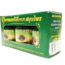 15 GRAMS X 3 pcs.BOTTLE THAI HERBAL WAX GREEN BALM NATURAL HER