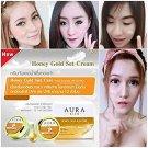 2 x  Sunscreen AURA RICH Honey Gold Sun Care Facial Sunscreen S