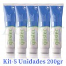Glister Multi-action Fluoride Toothpaste 6.75 ounce. (6-pack)