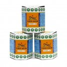 3 x 30g White Tiger Balm Pain Relieving Ointment