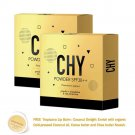 2 Units of Chy Powder SPF30 PA+ No.0 Pink For White Pink Skin