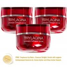 3 UNITS OF TRYLAGINA 10X ULTIMATE COLLAGEN 30G. ANTI WRINKLES SKIN