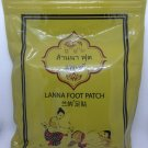 Lanna Foot Patch (Foot Pads) Nature s Best for Pain Relief Effecti