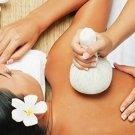 2 x Herbal Massage Compress Ball Body Spa Thai Face Aroma Essentia
