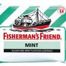 Fishermans Friend Sugar Free Refreshing Mint Flavor Cough Lozenges 25g
