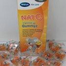 Mega We Care Nat C Yummy Gummyz 50 pieces.(Honest Succeed)