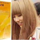 Permanent Hair Dye Color Cream Berina Hair Color Cream Golden Blonde