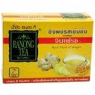 Ginger Powder Ranong Tea Ginfresh Tasty Little Sugar 55 G. Pack 5