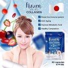 Collagen Glutathione x10 Younger Whitening Lightenin Skin Reduce Acne Ha