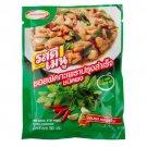 RosDee Menu Hot Basil Stir Fried Sauce Powder 50g X 4 Bags (Tha