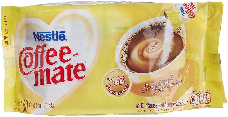 Coffeemate Creamer Gold 3g. Pack 50sachets