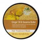 Natures Series Ginger Oil & Sesame Butter Hair Treatment Mask 6.0