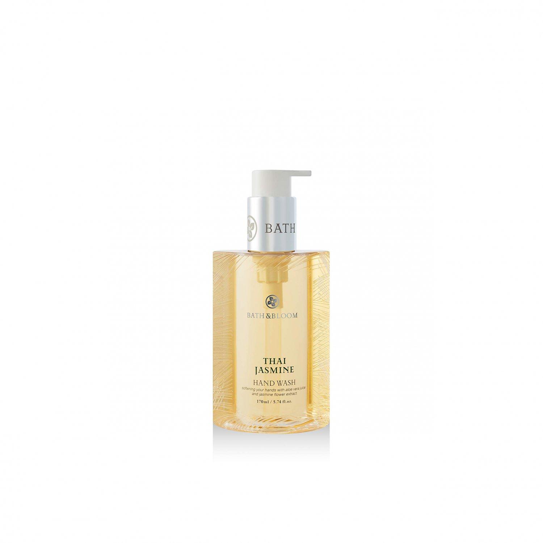 Bath&Bloom Thai Jasmine Hand Wash 200 ml. (4 Pack)