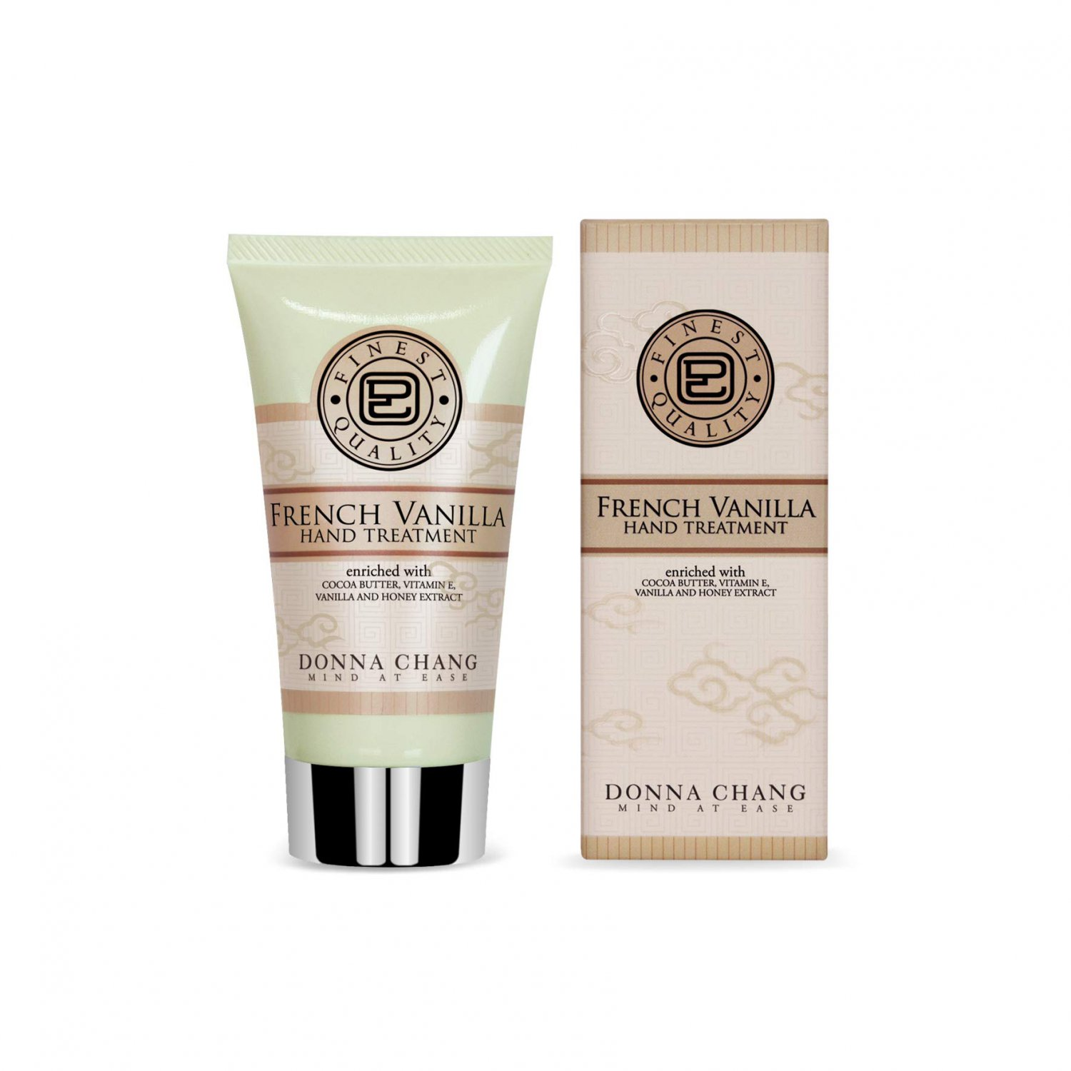 DONNA CHANG French Vanilla Hand Treatment 60 ml. (6 Pack)