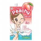 Fuji Cream Freshy Peachy Serum 10g x 5 Pcs. Clear Dark Spot Gro