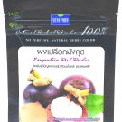 Organic Mangosteen Peel Powder Natural Herbal Skin Care For Body Scru