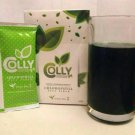 3 Box Colly Chlorophyll Plus Fiber Health and Detox Weight Loss Di
