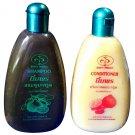 Nimporn Hair Shampoo & Conditioner (Bergamot) Duo 13.56 Oz.