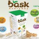 BASK EVERYDAY 100WHOLE KERNEL SOYBEAN DRINK POWDER 280 g.