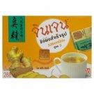 Thailand Gingen Instant Ginger Beverage Formula 3 Popular Flavor 288g.
